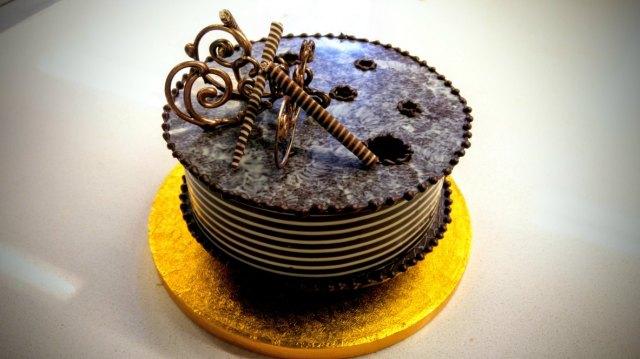 chocolate box chef