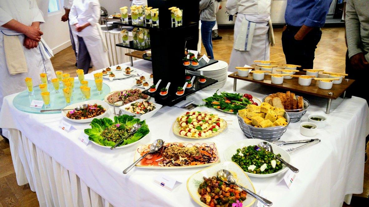 cuisine event