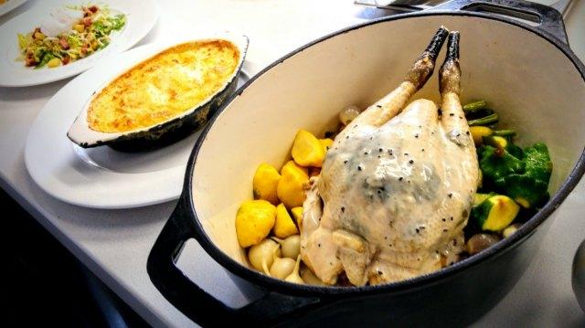 kuře brest