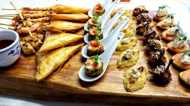 canapes chef