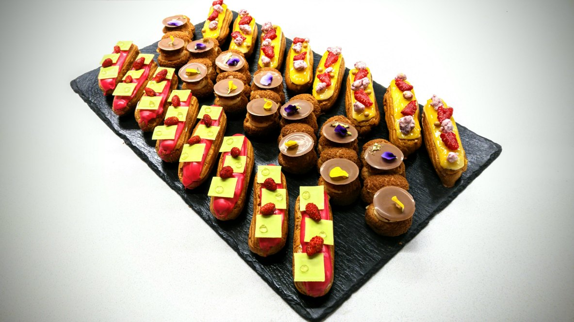 eclairs chef