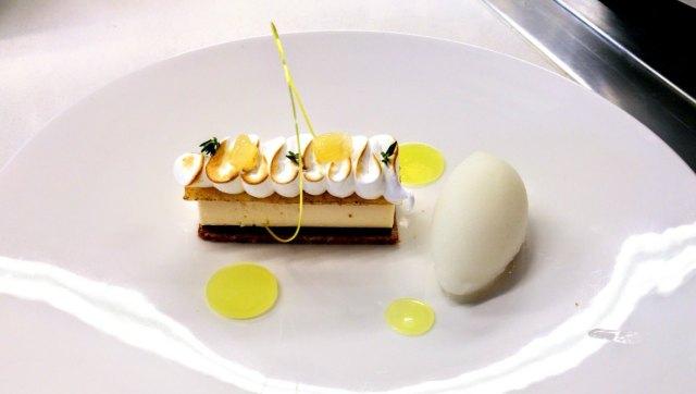 lemon tart chef
