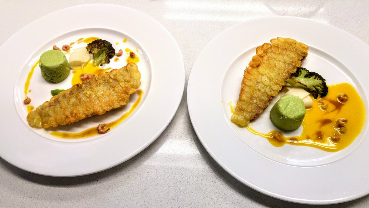 red mullet chef