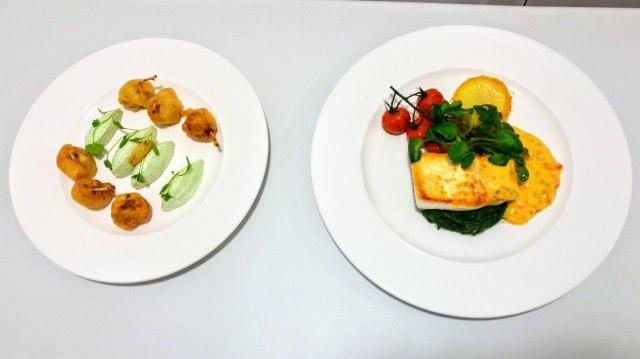 restaurant service 1 chef