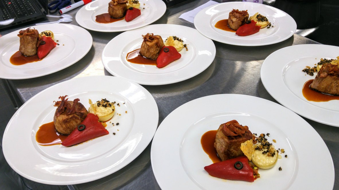veal service