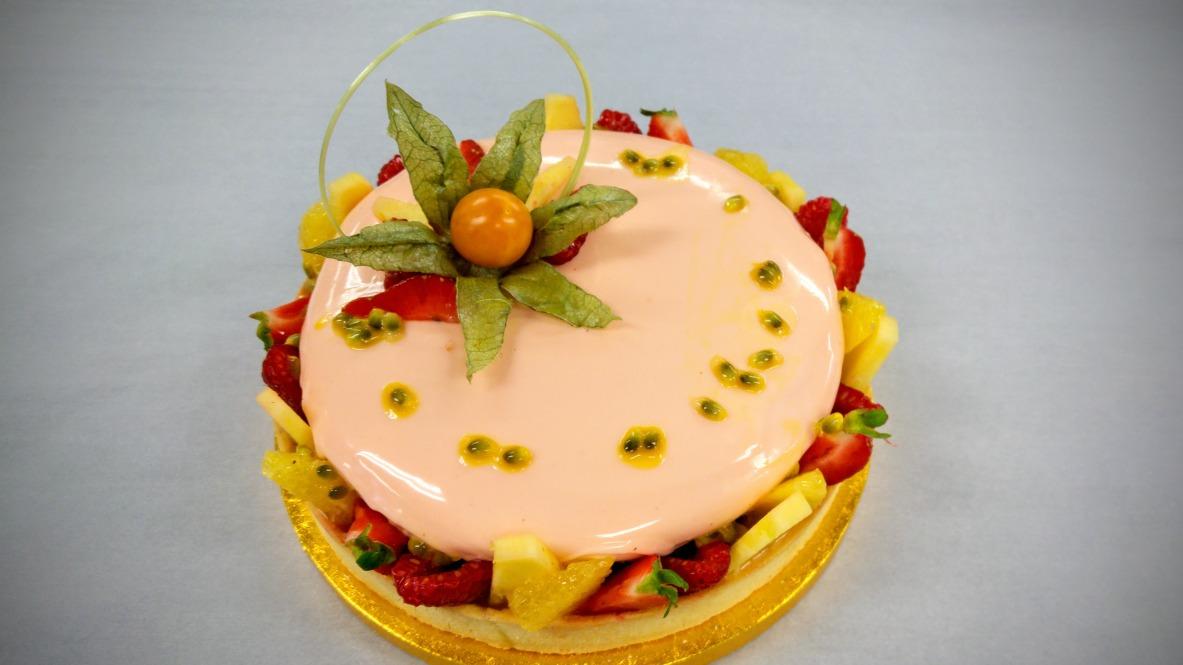modern tart